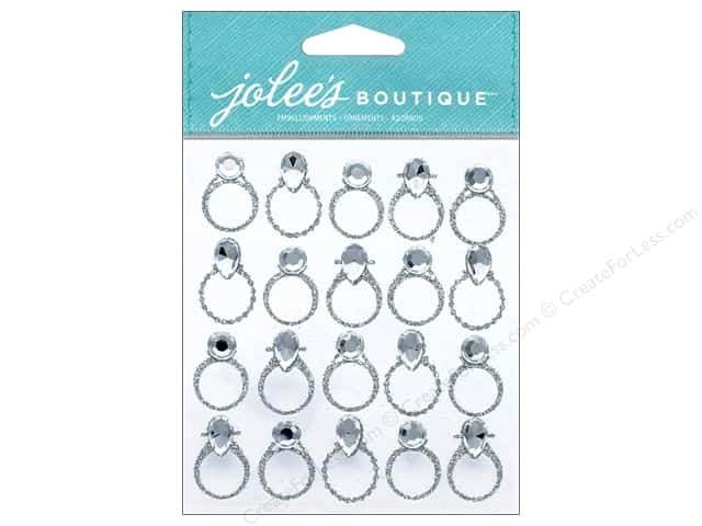 EK Jolee's Boutique Repeats Weddings Rings Silver