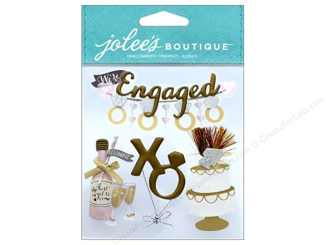 EK Jolee's Boutique Engagement Party