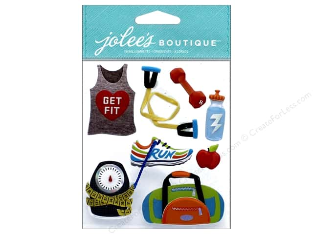 EK Jolee's Boutique Get Fit