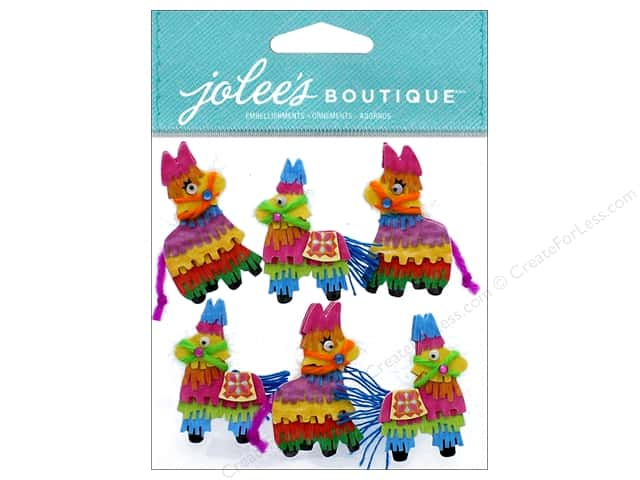 EK Jolee's Boutique Repeats Mini Pinata