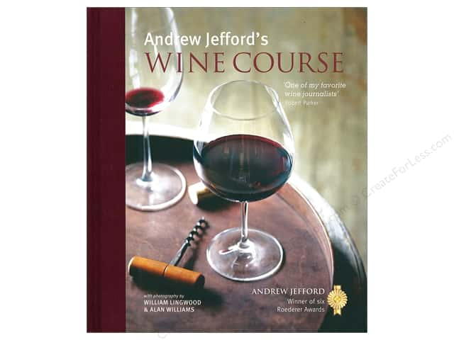 Andrew Jefford's Wine Course Book