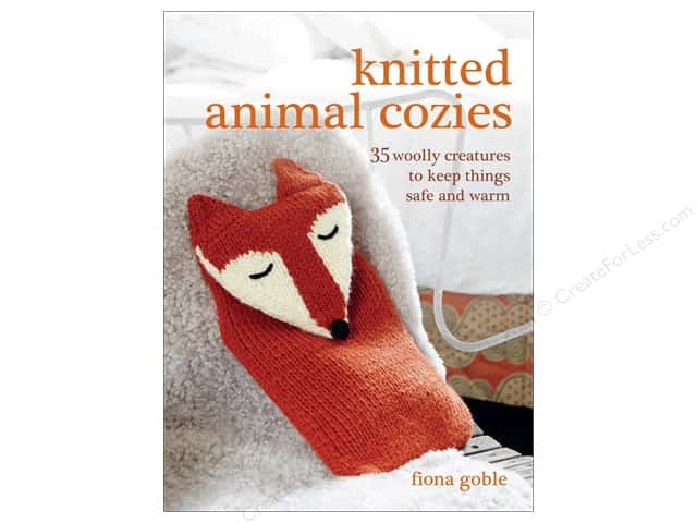 Knitted Animal Cozies Book by Fiona Goble