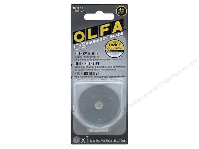 Olfa Rotary Blade 45 mm Endurance 1 pc