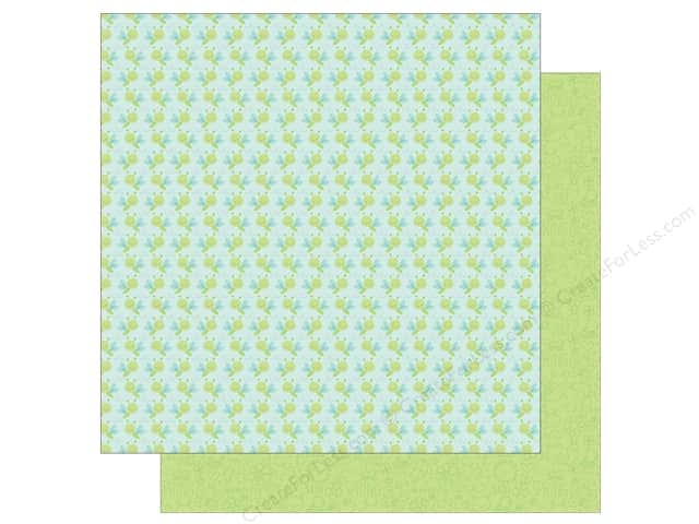 "Doodlebug Collection Spring Thing Paper 12""x 12"" Dragonfly Sky (25 pieces)"