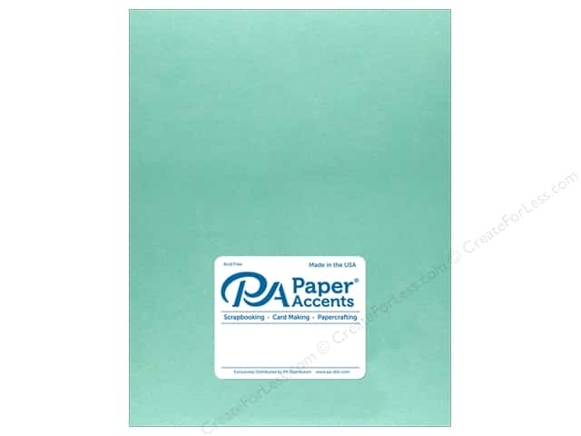 Paper Accents Pearlized Paper 8 1/2 x 11 in. #874 Splash 5 pc.