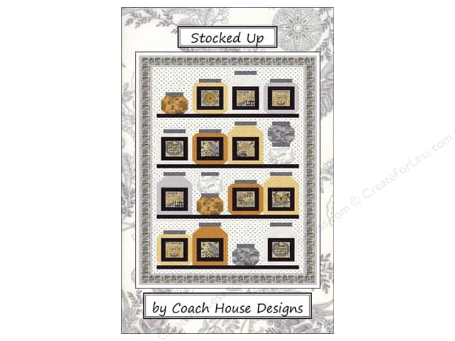 Coach House Designs Stocked Up Pattern