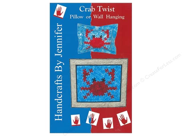 Handcrafts By Jennifer Crab Twist Pattern