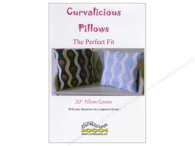 Curvalicious Pillow Pattern