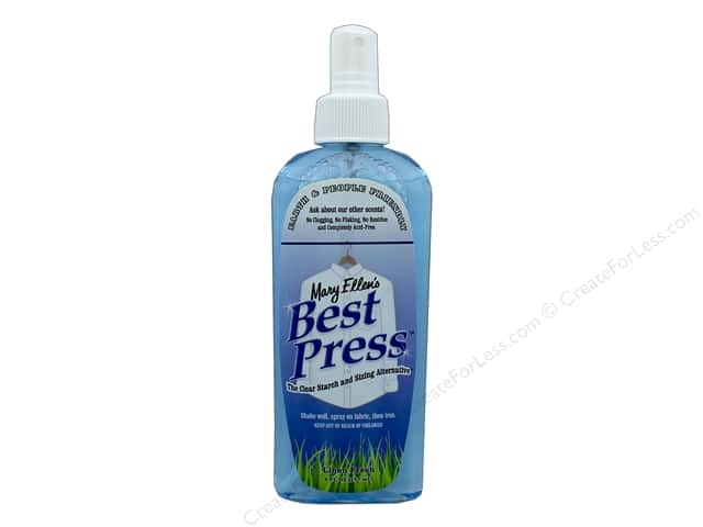 Mary Ellen's Best Press 6 oz. Linen Fresh
