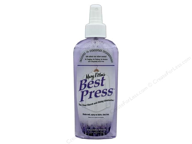 Mary Ellen's Best Press 6 oz. Lavender Fields