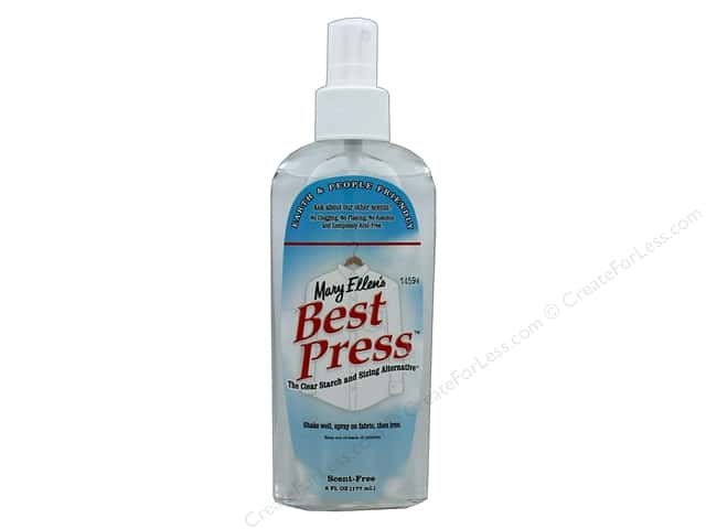 Mary Ellen's Best Press 6 oz. No Scent