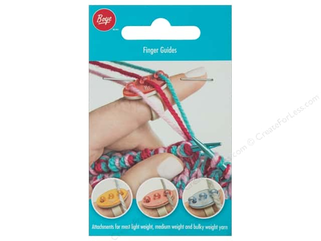 Boye Finger Guides 3 pc.