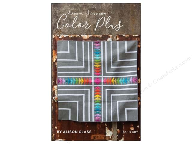 Alison Glass Color Plus Pattern