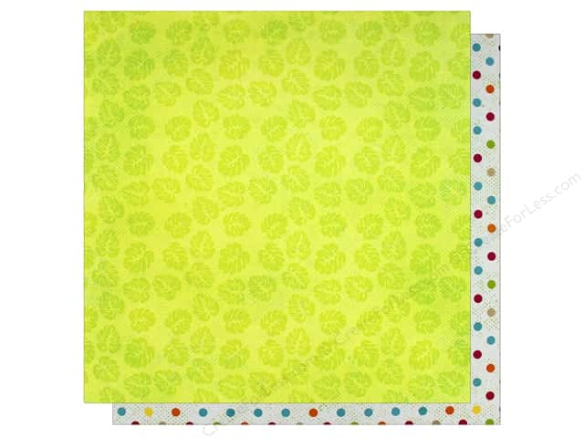 """Bo Bunny Collection Make A Splash Paper 12""""x 12"""" Relax (25 pieces)"""