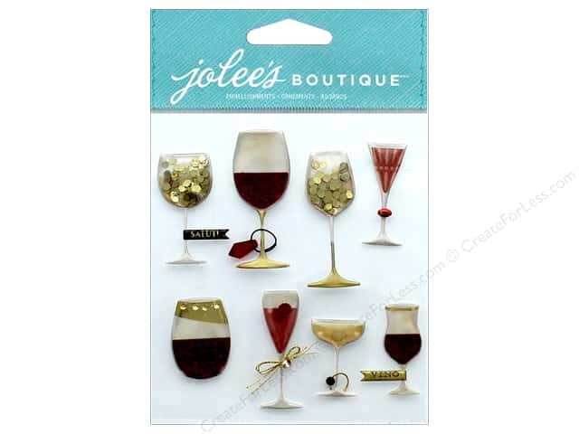 EK Jolee's Boutique Wine Glass Domes