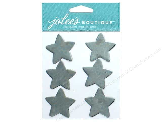 EK Jolee's Boutique Metal Stars