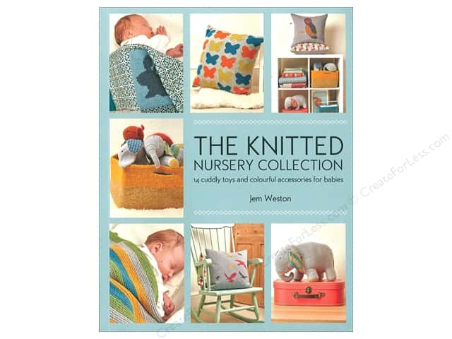The Knitted Nursery Collection Book