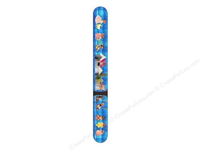 FotoFiles Nail File 7 in. Applique Children