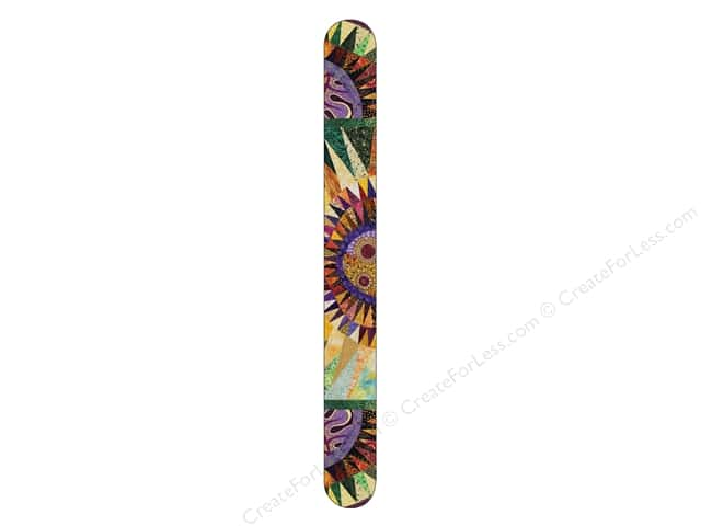 FotoFiles Nail File 7 in. Bohemian Sunflower