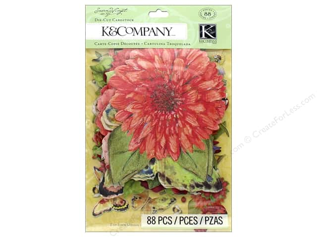 K&Company Die Cut Susan Winget Meadow