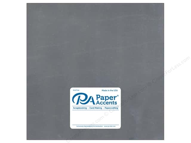 Paper Accents Plastic Sheet 12 x 12 in. .01 in. Clear (25 sheets)