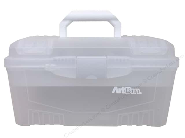 ArtBin Essentials Box Lift Out Tray Twin Top