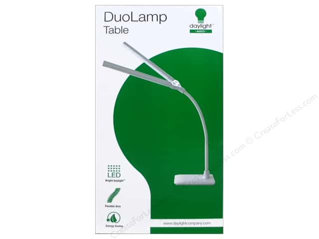 Daylight Lamp Table DuoLamp Double Head