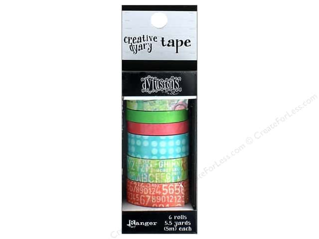 Ranger Dylusions Creative Dyary Tape