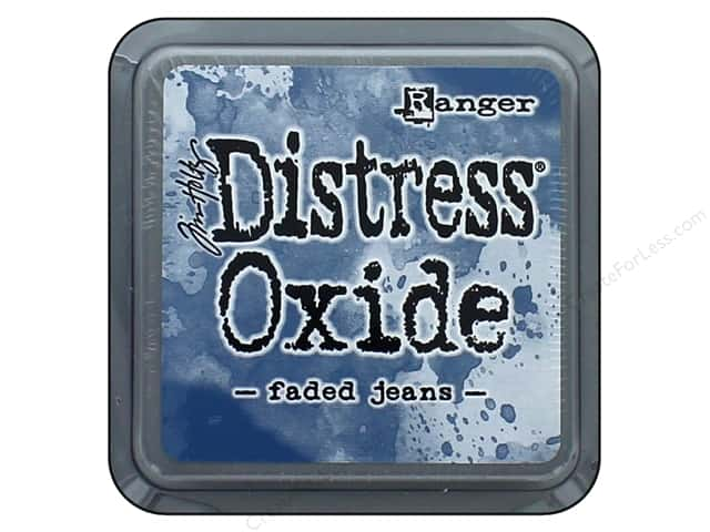Ranger Tim Holtz Distress Ink Pad Oxide Faded Jeans
