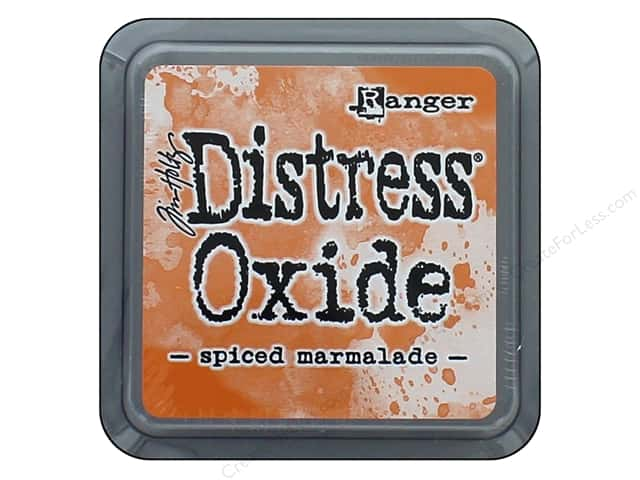 Ranger Tim Holtz Distress Ink Pad Oxide Spiced Marmalade