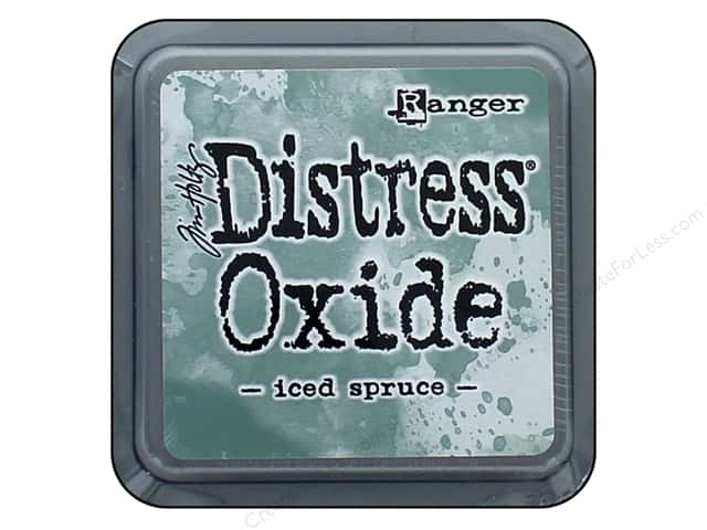 Ranger Tim Holtz Distress Ink Pad Oxide Iced Spruce