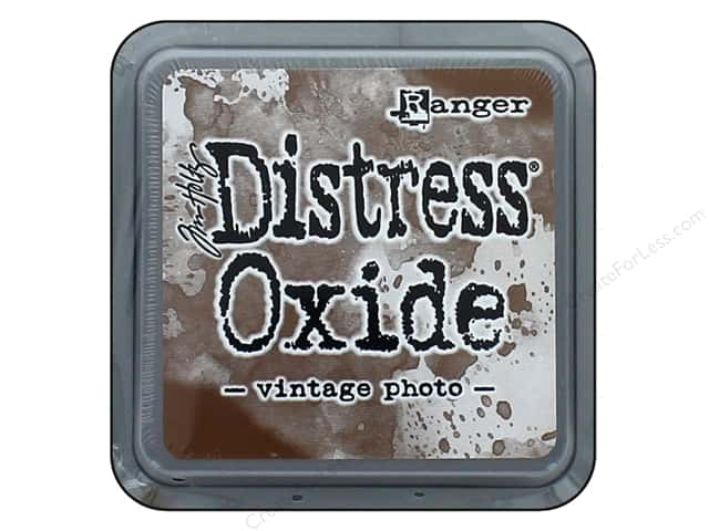 Ranger Tim Holtz Distress Ink Pad Oxide Vintage Photo