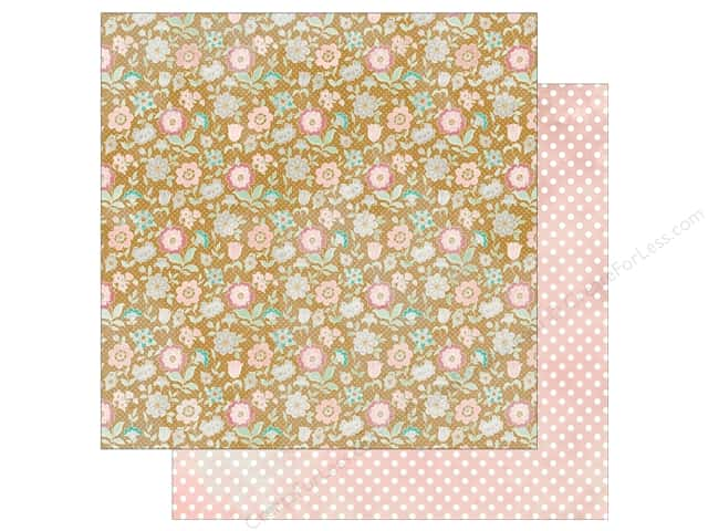 "Authentique Collection Imagine Paper 12""x 12"" Seven (25 pieces)"