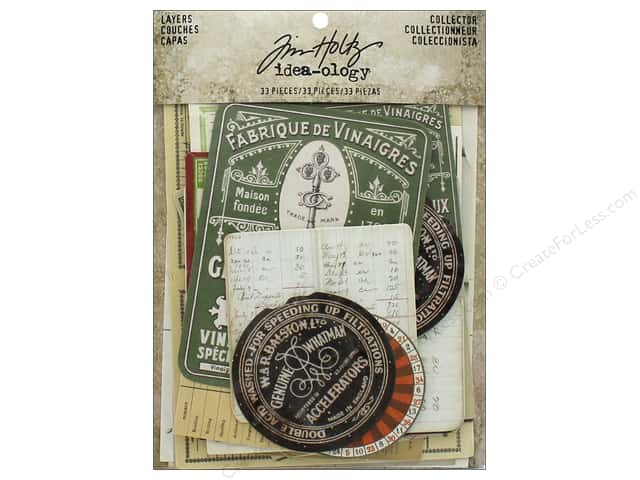 Tim Holtz Idea-ology Layers Collector