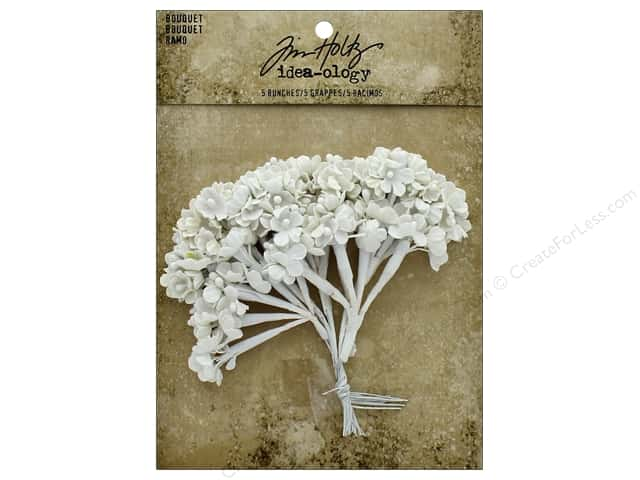 Tim Holtz Idea-ology Bouquet