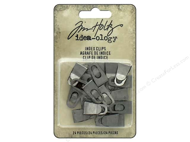 Tim Holtz Idea-ology Index Clips