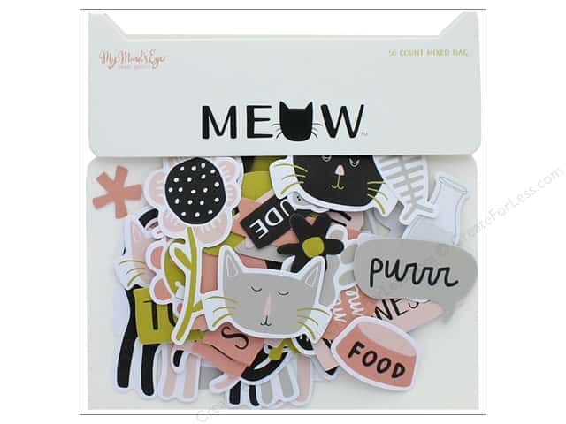 My Mind's Eye Collection Meow Mixed Bag