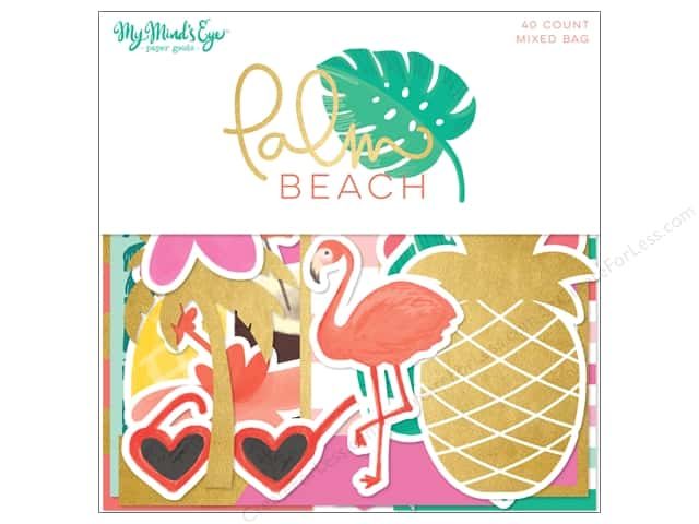 My Mind's Eye Collection Palm Beach Mixed Bag
