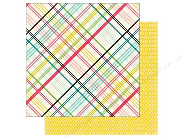 "Echo Park Collection Summer Fun Paper 12""x 12"" Sunny Day (25 pieces)"