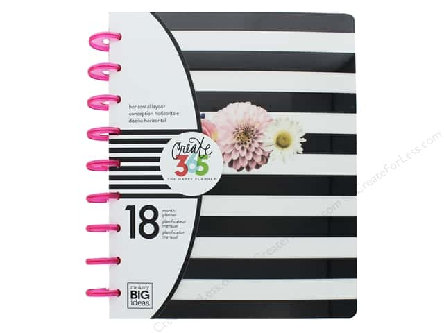 Me&My Big Ideas Create 365 Happy Planner Planner Medium Hello Brights
