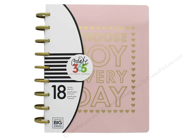 Me & My Big Ideas Create 365 The Happy Planner - Classic Modern Romance