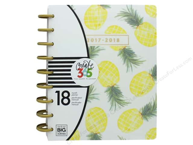 Me&My Big Ideas Create 365 Happy Planner Planner Medium Tropical