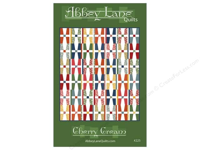 Abbey Lane Quilts Cherry Cream Pattern