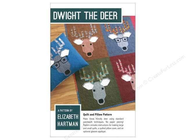 Elizabeth Hartman Dwight The Deer Pattern
