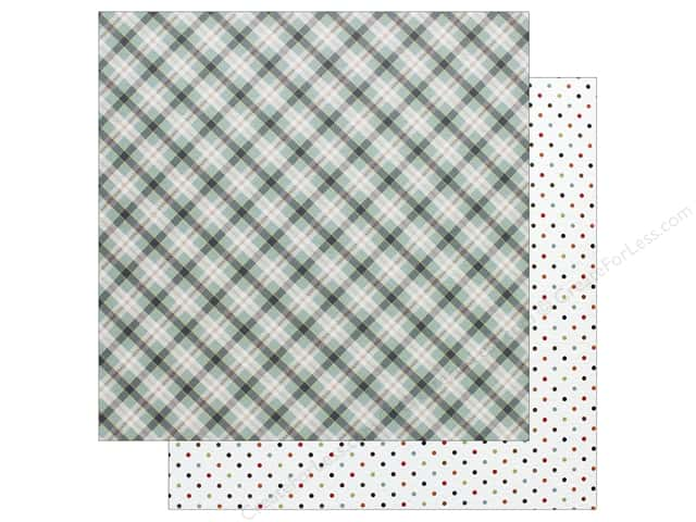 """Photo Play Collection Boarding Pass Paper 12""""x 12"""" Jet Set (25 pieces)"""