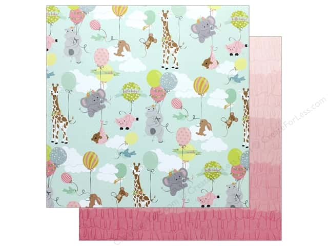 """Photo Play Collection About A Little Girl Paper 12""""x 12"""" Bundle Of Joy (25 pieces)"""