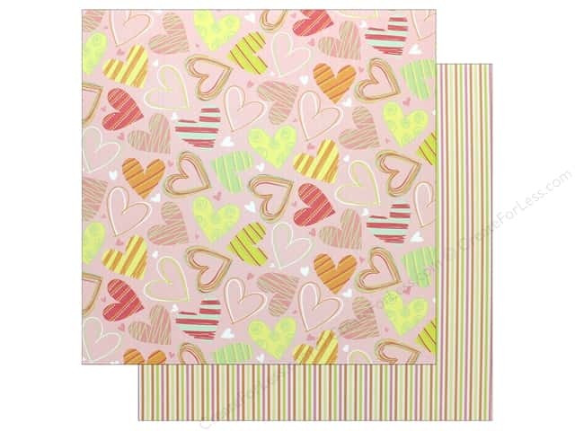 "Photo Play Collection About A Little Girl Paper 12""x 12"" So Sweet (25 pieces)"