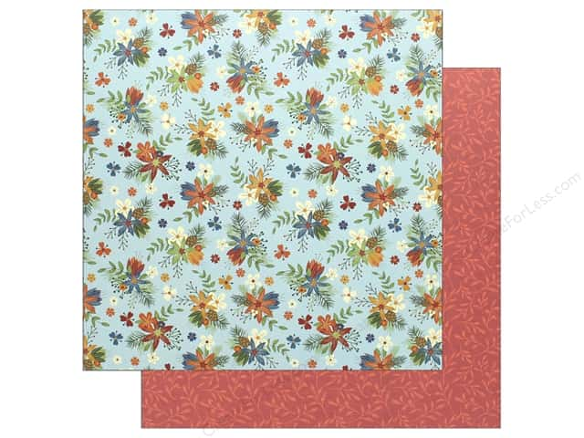 "Photo Play Collection Lakeside Paper 12""x 12"" Wildflowers (25 pieces)"