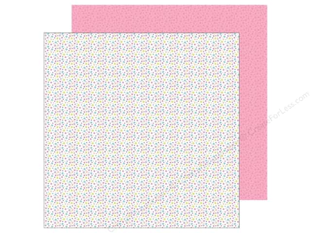 "Doodlebug Collection Fairy Tales Paper 12""x 12"" Pixie Dust (25 pieces)"