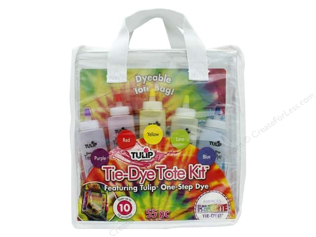 Tulip One Step Dye Kit 5 Color Mini Tote Bag